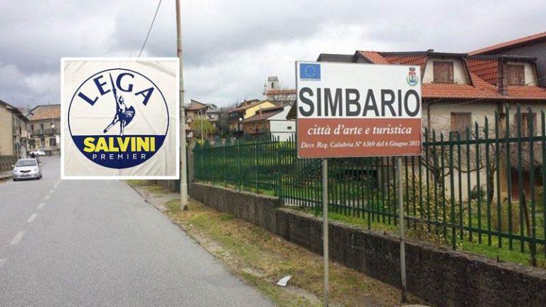 Il sindaco di Simbario aderisce alla Lega di Salvini