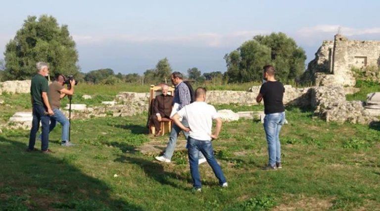 """""""Paesi e Paesaggi"""", la rubrica di Striscia la Notizia di scena a Mileto"""