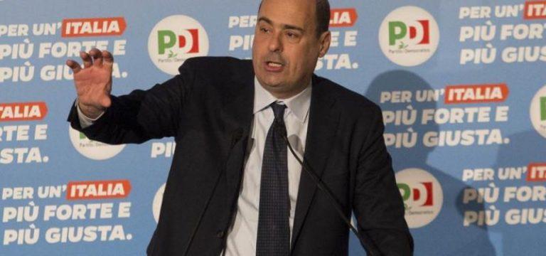"""Pd, anche a Vibo e provincia i comitati """"Piazza Grande"""" per Zingaretti"""