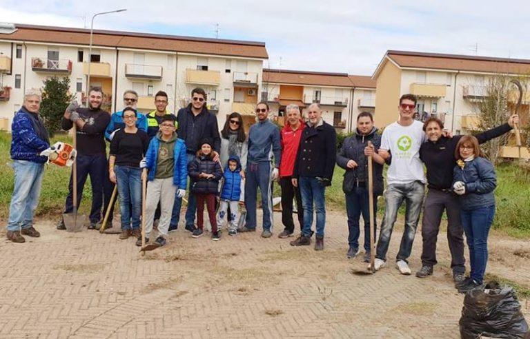 """""""Alberi per il futuro"""", iniziativa verde dei cinquestelle a Vibo"""