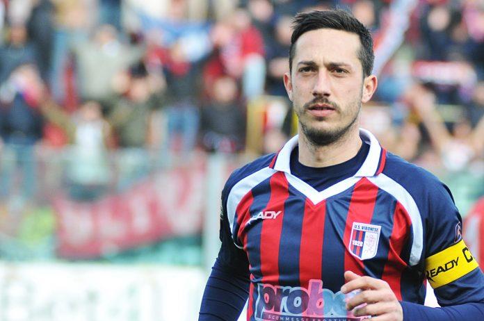 Andrea Saraniti, ex di turno contro la Viterbese