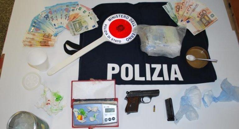 Cocaina nel bar a Santa Domenica e armi in casa, condanna definitiva