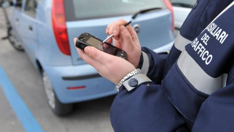 Strisce blu a Tropea, la società di gestione cerca ausiliari del traffico