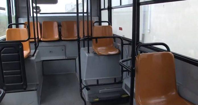 L'autobus viaggia vuoto a Vibo