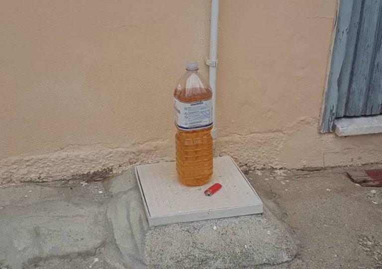 Intimidazione a Ricadi, bottiglia e accendino davanti a struttura turistica