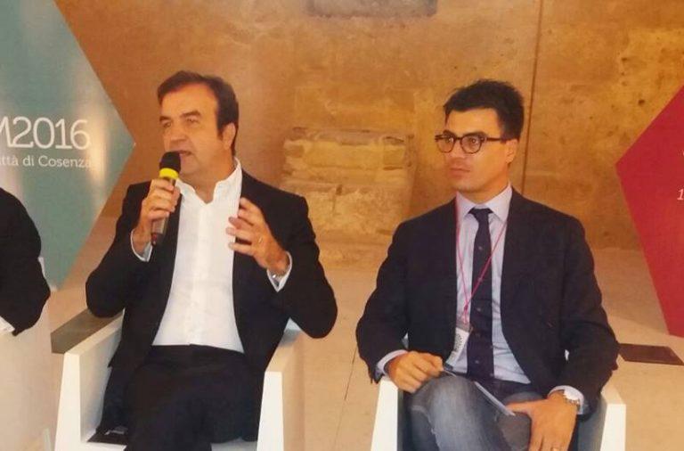 Callipo e il sostegno ad Occhiuto, Scaturchio e Bartone: «Ora si dimetta dall'Anci»