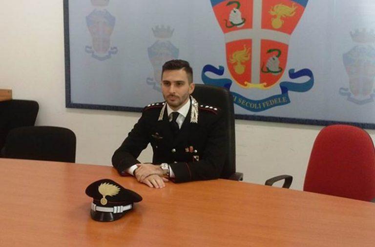 Carabinieri: il capitano Nicola Alimonda alla guida della Compagnia di Tropea – Video