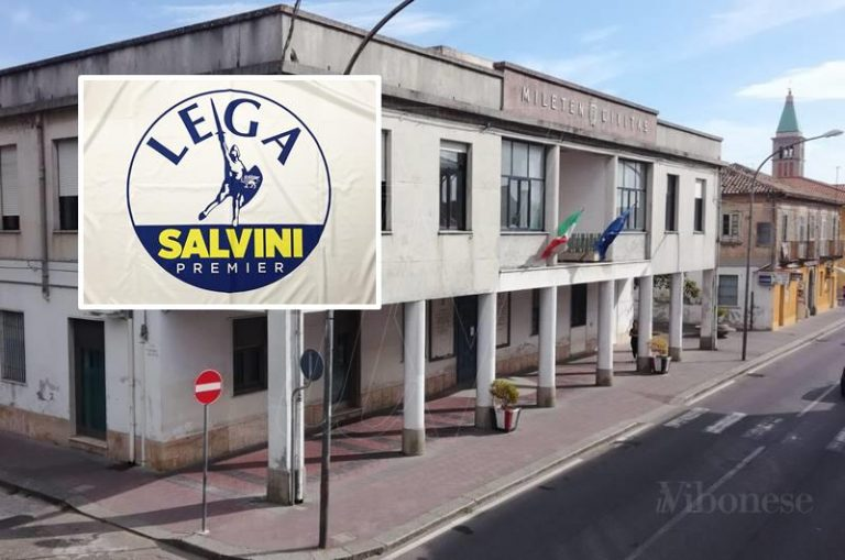 La Lega di Salvini mette radici a Mileto, nominato il segretario cittadino