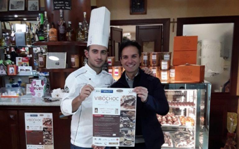 """Vibo celebra il """"Cibo degli Dei"""" con il Festival del cioccolato"""