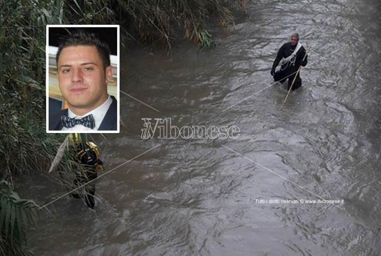 Scomparsa di Francesco Vangeli, carabinieri in azione nel fiume Mesima