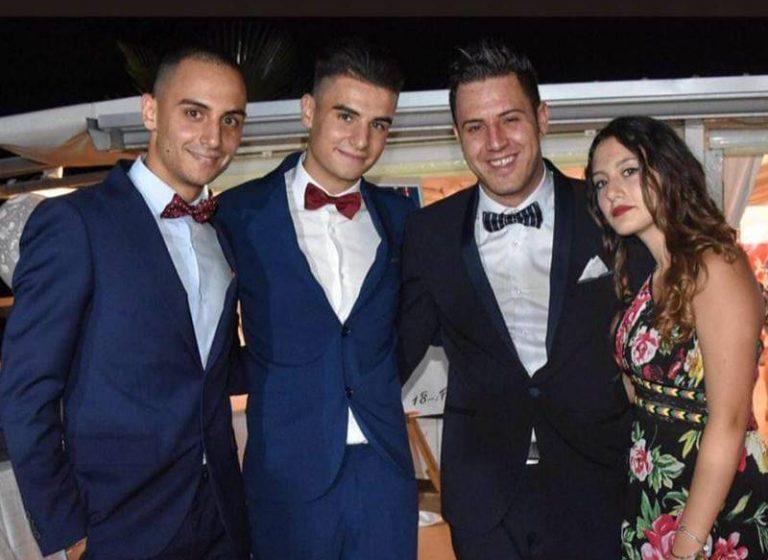 Francesco Vangeli, il messaggio dei fratelli per il suo compleanno: «Ci manchi come l'aria»