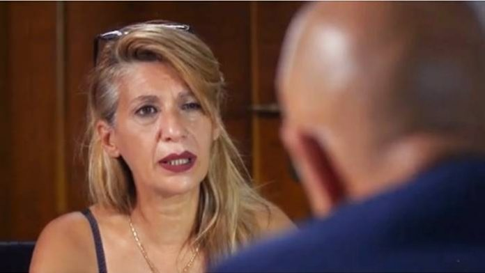 Mary Sorrentino intervistata da Domenico Iannacone