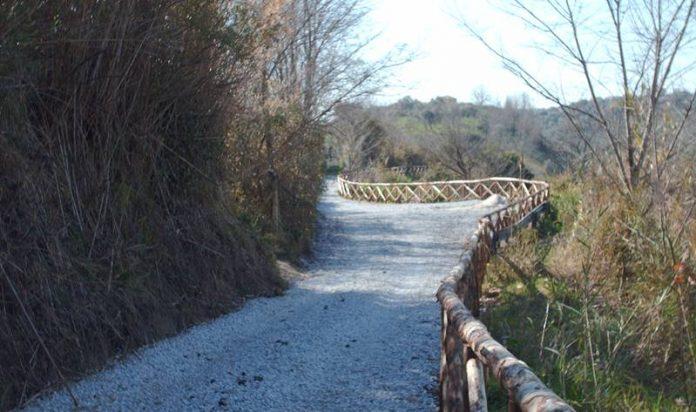L'area di Mileto antica al cui interno verrà bonificato un sito
