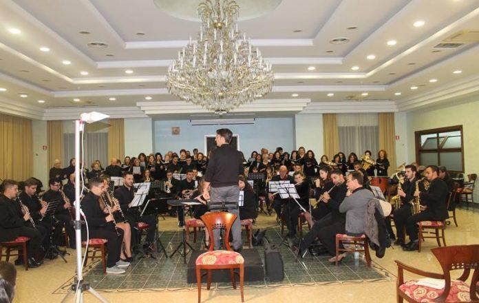 L'orchestra Tirrenium a Nicotera