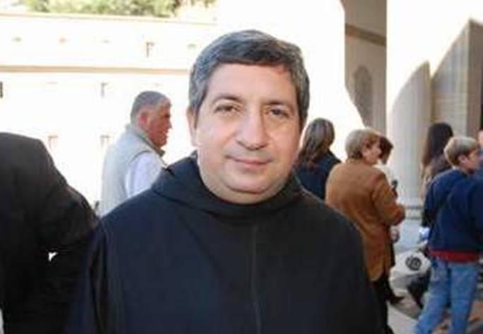 Il compianto padre Rocco Benvenuto