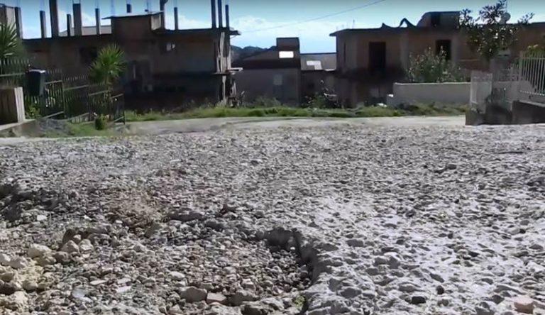 Paravati, un intero quartiere nell'abbandono, la rabbia dei residenti – Video