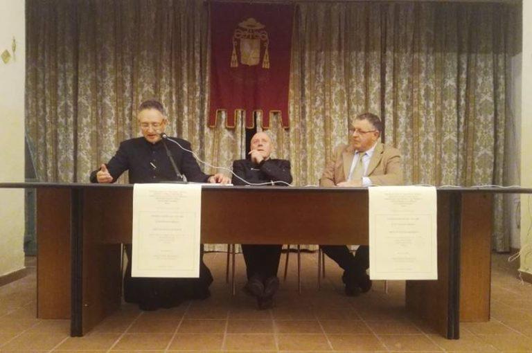 """Presentate a Mileto le """"Perle di antica saggezza"""" di don Vincenzo Barbieri"""
