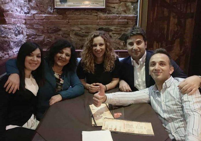 """I """"Progressisti per Vibo"""" festeggiano l'elezione di Maria Fiorillo"""