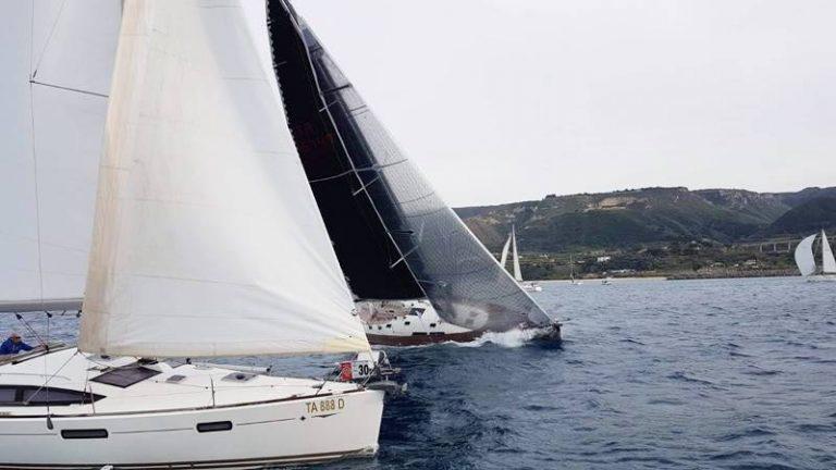 Vela, weekend di regate a Tropea per il Campionato invernale d'altura