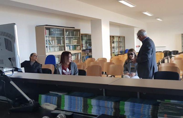 Unione ciechi e Alberghiero a Vibo insieme per informare gli studenti