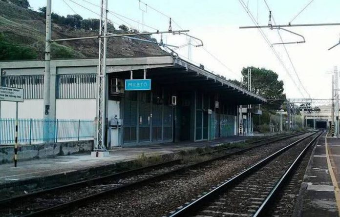 La stazione di Mileto
