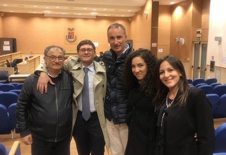 Elezioni provinciali a Vibo, Policaro il più votato: «È l'inizio di un percorso nuovo»