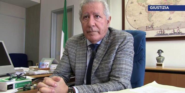 Deceduto a Rende il procuratore di Vibo Valentia Bruno Giordano – Video