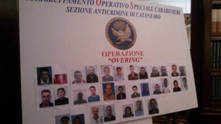 Narcotraffico: operazione Overing, 12 condanne e 3 assoluzioni