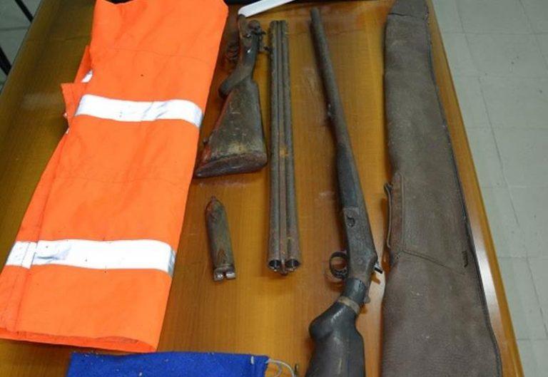 Armi a Serra San Bruno, padre e figlio lasciano il carcere