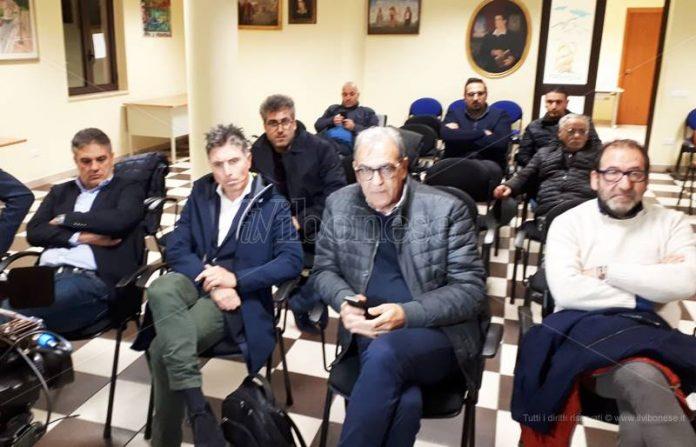 L'incontro del Pd a Sant'Onofrio