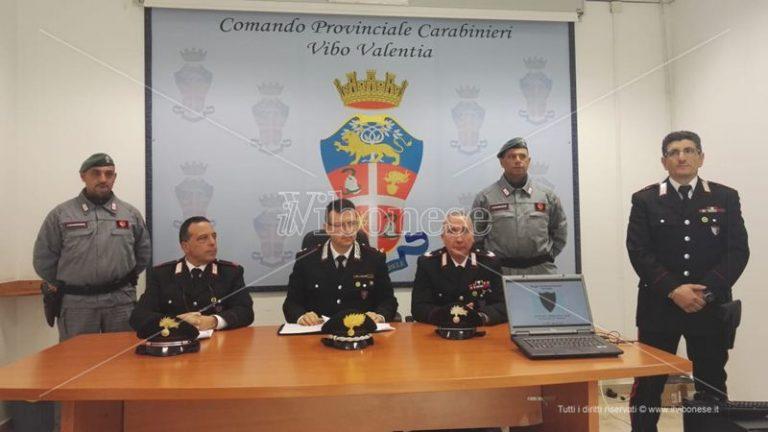 Vibo, tempo di bilanci per i carabinieri forestali – Video
