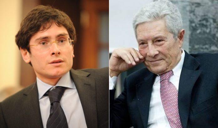 Stefano Luciano e Elio Costa