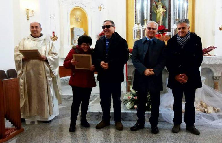 """Festa della famiglia, a San Costantino premiati gli sposi più """"longevi"""""""