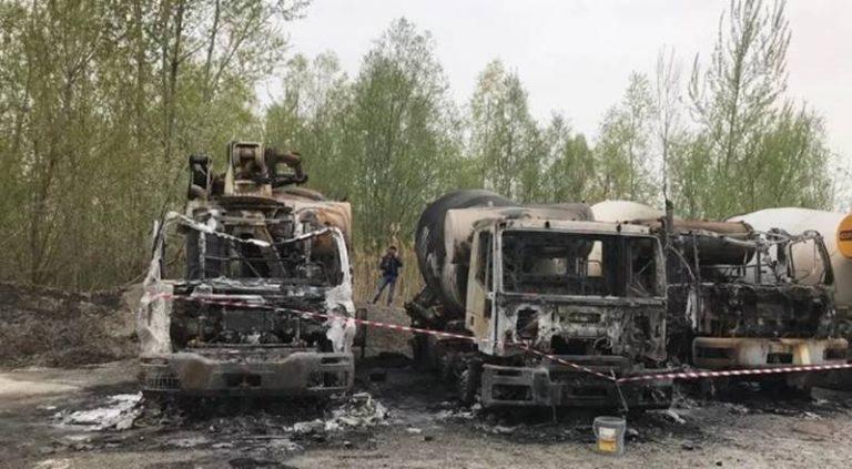 Betoniere date alle fiamme in Emilia-Romagna, arrestato imprenditore di Vibo