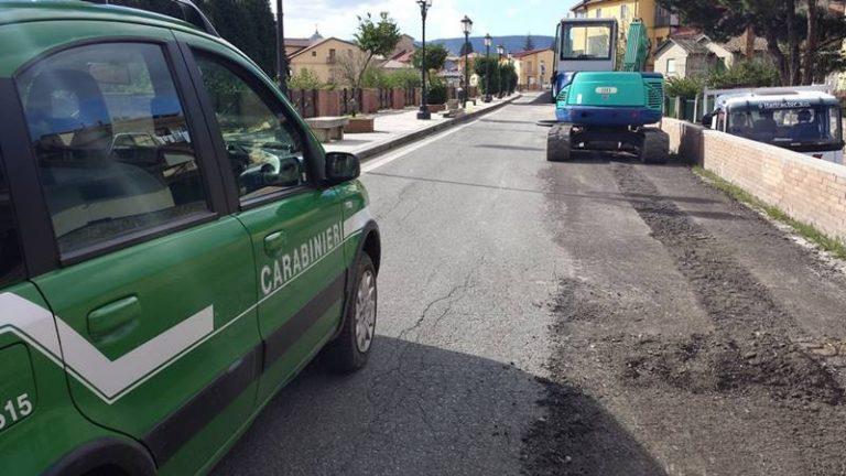 Smaltivano rifiuti speciali in terreni privati, denunciate tre persone a Serra San Bruno