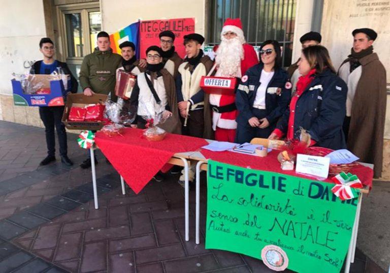 Successo a Mileto per raccolta fondi organizzata dalla Croce Rossa