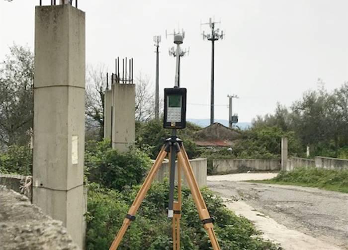 Elettromagnetismo, monitoraggio dell'Arpacal a Ionadi: «Valori nella norma»