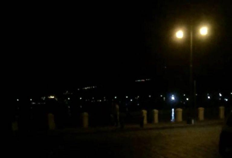 Il Natale al buio di Vibo Marina, delusione e disappunto tra i residenti