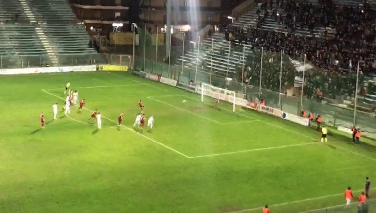 Serie C, il derby è amaranto: la Reggina batte la Vibonese 2-0