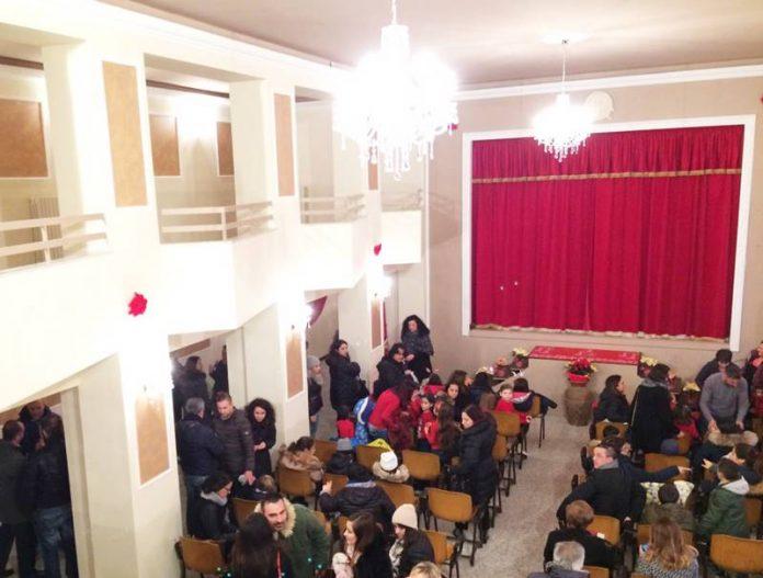 Il nuovo teatro di Monterosso