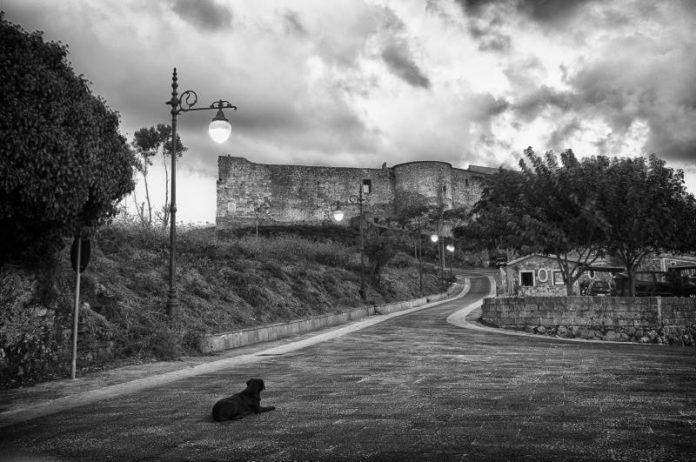 L'ora più buia per Vibo (foto Michela Fiorillo)