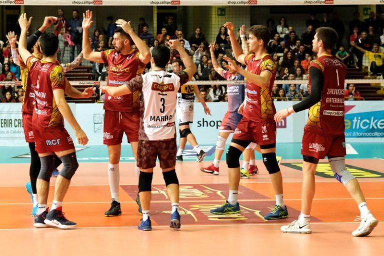 Superlega, la Tonno Callipo torna a Vibo per la sfida con Verona