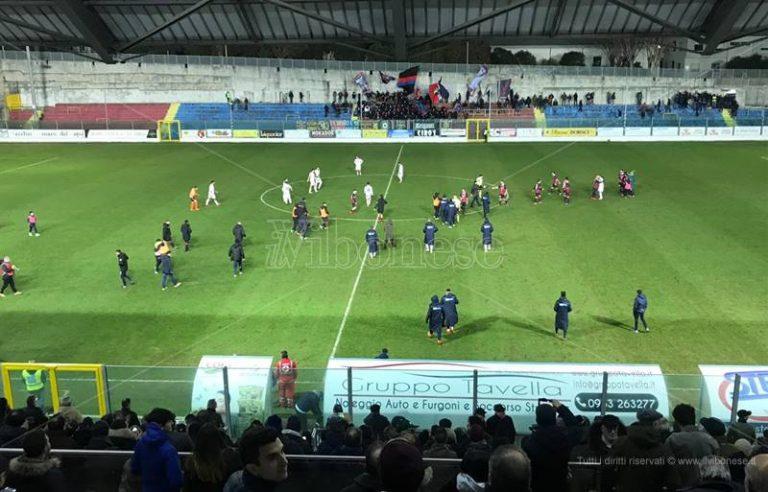 La Vibonese torna alla vittoria, contro il Potenza decide Çani