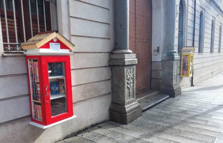 Riparte a Mileto la coinvolgente iniziativa della Little free library