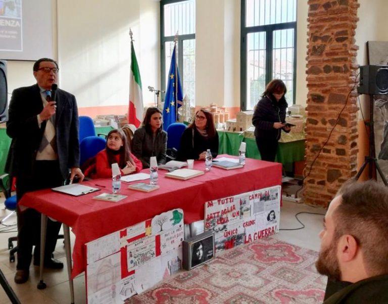 Giornata della Memoria, Stefanaconi non dimentica la tragedia dell'Olocausto