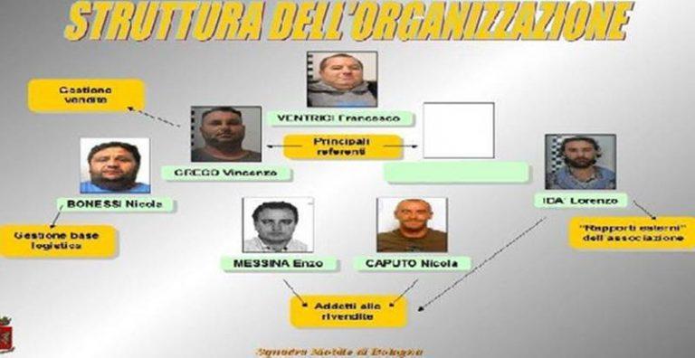 """Narcotraffico internazionale: inchiesta """"Pigna d'oro"""", vibonesi condannati in Cassazione"""