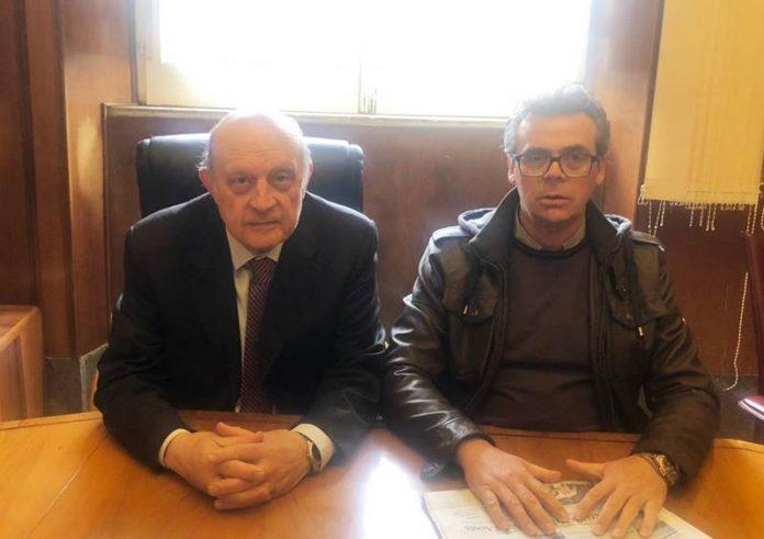 Raffaele Arcella e Gregorio Polistina