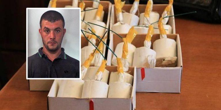 'Ndrangheta: Emanuele Mancuso e l'esplosivo proveniente dalle Preserre vibonesi