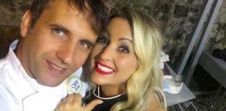 Giuseppe Romano con Eleonora Marcello