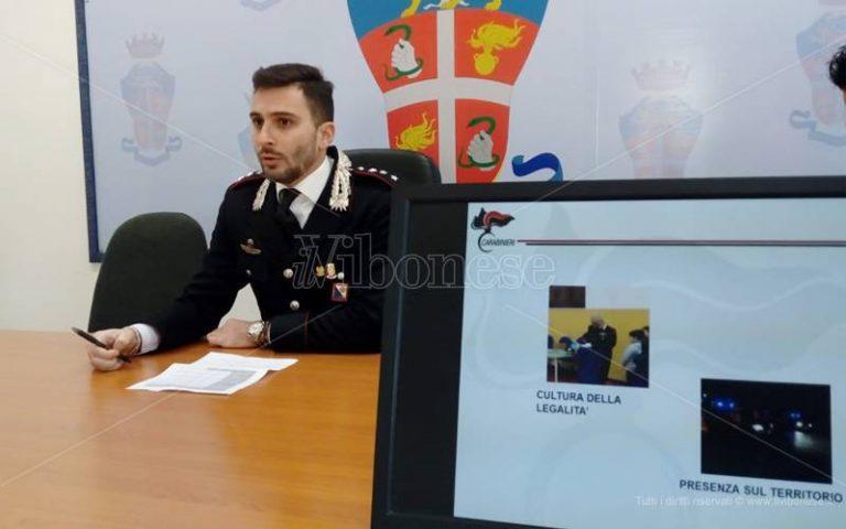 Carabinieri, il bilancio della Compagnia di Tropea: «Vicini alla gente» – Video
